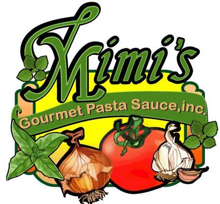 Mimi's Gourmet Pasta Sauce Logo